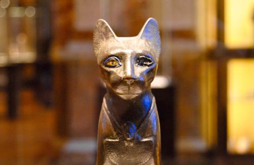 L'histoire de la déesse à tête de chat en Egypte ancienne