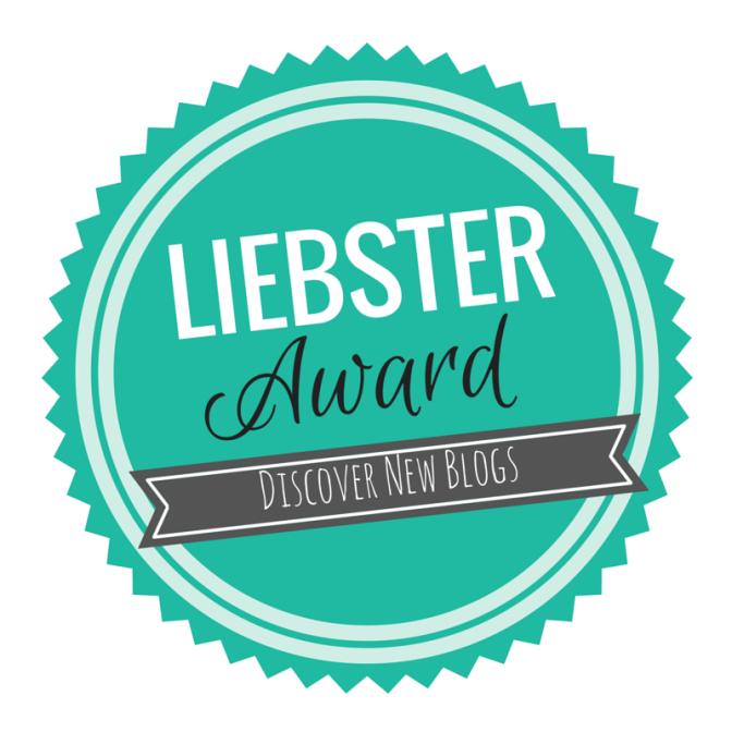 Liebster Award !